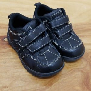 ❤CHEROKEE LEATHER BOYS SHOES, size toddler 7